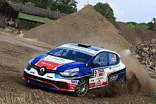 ADAC Rallye Masters - Carsten Mohe übernimmt allein die Führung