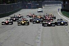 Formel 2 - Bilder: Aserbaidschan - 7. & 8. Lauf
