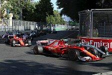 Aserbaidschan GP in Baku: Die Tops & Flops