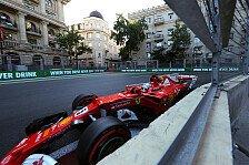 Formel 1 - Bilderserie: Aserbaidschan GP - Presse: Verkehrsrowdys!