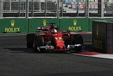 Formel 1 - Bilderserie: Aserbaidschan GP - Stimmen zum Eklat Vettel/Hamilton