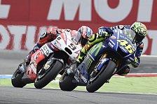 Renn-Analyse zur MotoGP in Assen: Petrucci-Pech und Zarco-Desaster