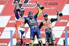 Die Stimmen zum Rennen der Dutch TT in der MotoGP