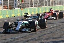 Baku 2018: Das große Formel-1-Quiz zum Rennen in Aserbaidschan