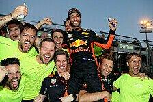 Formel 1 - Bilder: Aserbaidschan GP - Sonntag