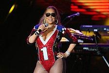 Formel 1 - Bilder: Aserbaidschan GP - F1-Konzert: Mariah Carey