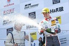 VLN - Jeffrey Schmidt: Podium bei GT3-Debüt