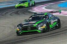 Dominik Baumann: Pech verhindert Top-Resultat am Nürburgring