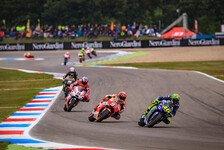 MotoGP als Elektroserie: Klares Nein der Hersteller