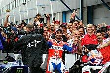 Danilo Petrucci bleibt 2018 bei Pramac und Ducati