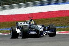 Formel 1 - Glück & Pech bei BMW-Williams