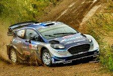 WRC - Bilder: Rallye Polen - Shakedown