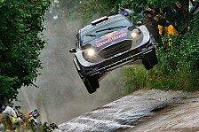 WRC Großbritannien-Wales 2017: Rallye-Route, News und TV-Zeiten