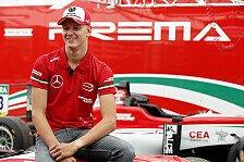 Offiziell: Mick Schumacher fährt 2018 weiter Formel 3 mit Prema