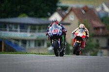 MotoGP-Fahrer loben neuen Sachsenring-Belag: Unglaublich!