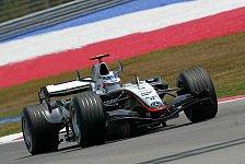Formel 1 - McLaren wähnt sich in guter Verfassung