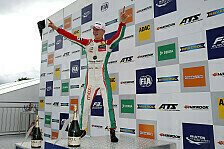 Formel 3 EM - Norisring: Günther gewinnt turbulentes Rennen
