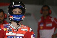 Sachsenring: Dovizioso kämpft beim Deutschland-GP mit stumpfen Reifen-Waffen