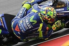 Valentino Rossi: Neues Yamaha-Chassis verhindert nächstes Debakel am Sachsenring