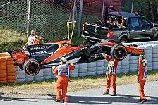 McLaren: Haben keine Mitschuld am Honda-Debakel
