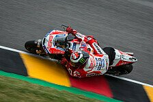 MotoGP Sachsenring 2018: Lorenzo führt FP2 an, Bradl stark