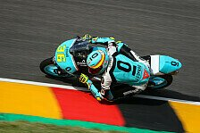 Moto3 Sachsenring: Mir schlägt Fenati in der letzten Kurve