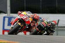 Marc Marquez wünscht sich MotoGP-Verbleib am Sachsenring