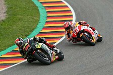 MotoGP - Video: Marquez bezwingt Folger: Die Highlights vom Sachsenring 2017