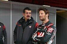 Haas-Teamchef Günther Steiner: Romain Grosjeans Fahrstil verschärft Bremsproblem