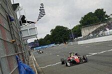 Formel 3 EM - Perfektes Heimspiel für Günther auf dem Norisring