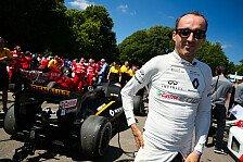Robert Kubica: Zu 80 bis 90 Prozent zurück in F1