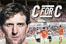 Benefiz-Fußballspiel in Mainz: Sport-Stars kicken zu Ehren Michael Schumachers