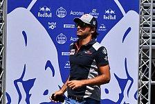 Vertrags-Zoff bei Toro Rosso: Das ist passiert