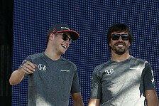 1800-Punkte-Schwergewicht Fernando Alonso: Baku hat meine Woche nicht verändert
