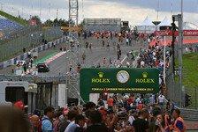 Live-Ticker: Österreich GP - Freitag in Spielberg