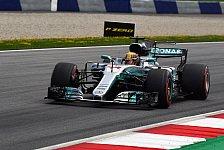 Analyse der Trainings für den Österreich GP: Mercedes-Bluff mit wenig Sprit?