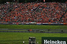 Formel 1 2017: Deutlich mehr Zuschauer an den Rennstrecken