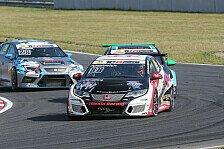 ADAC TCR Germany - Honda-Pilot Oestreich mit Debütsieg