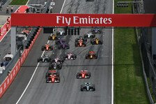 Formel 1, Reifen für Österreich: Ultrasoft-Attacke in Spielberg