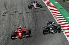 Formel-1-Teambesitzer Gene Haas: Ferrari ist unser Gradmesser