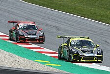 Supercup - Huber Racing: Starke Aufholjagd in Spielberg