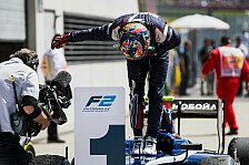 Formel 2 - Bilder: Österreich - 9. & 10. Lauf
