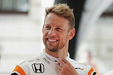 Jenson Button 2018 in Le Mans - F1-Weltmeister-Duell mit Alonso