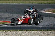 ADAC Formel 4 - Rookie-Triple für Lechner Racing in Oschersleben