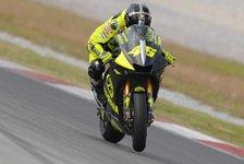 MotoGP - Sepang, Tag 2: Tausch an der Spitze
