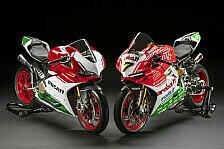 Abschied vom Twin! Ducati ab 2019 mit V4-Superbike