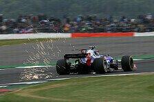 Toro Rosso: Friendly Fire in Silverstone
