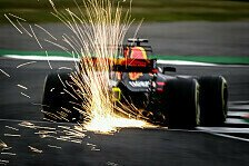 Formel 1, trotz neuem Asphalt in Silverstone: Pirelli geht hart