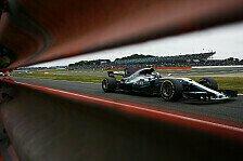 Mercedes in Silverstone wirklich so überlegen?