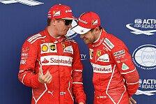 Silverstone: Ferrari-Ass Kimi Räikkönen verkürzt Qualifying-Duell vs. Vettel